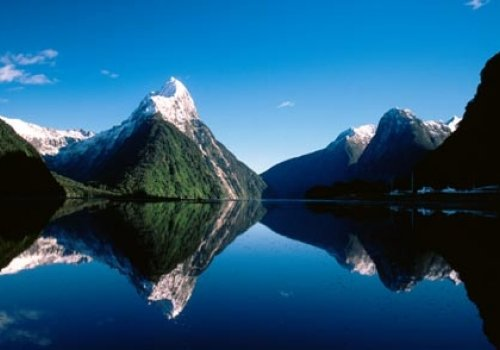 A por el hielo de Nueva Zelanda
